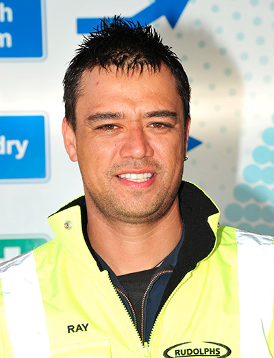 Ray Goffin (Whangarei Yard Supervisor)